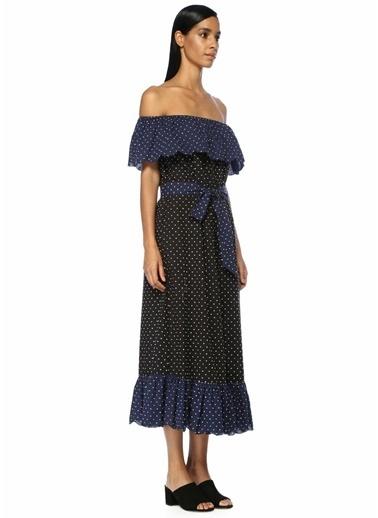 Marysia Plaj Elbisesi Siyah
